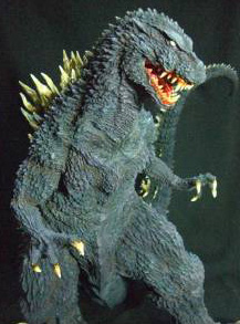 Godzilla 1954 Atlier G 1 Kaiju Kits Resin Model Kits