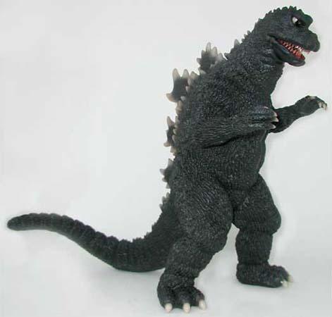 Database Godzilla 1968
