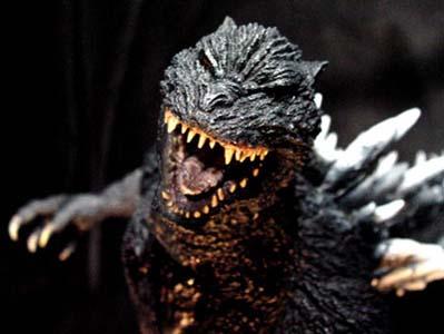 T-Facto Godzilla 2005 vs GODZILLA 1998